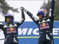 WRC蒙特卡洛站SS17: 奥吉尔M-Sport首秀拿下冠军