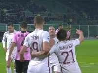 意甲-沙拉维破门哲科建功 罗马3-0客胜巴勒莫