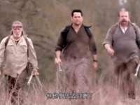 三兄弟极限求生大挑战第2集 德州徒手猎取野猪