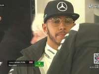 F1澳大利亚站FP2 学霸汉密尔顿车房唱歌