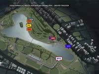 F1澳大利亚站正赛(GPS)全场回顾