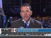 NFL选秀大会第6顺位 罗尼-斯坦利 (乌鸦)