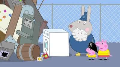 粉红猪小妹 第四季14