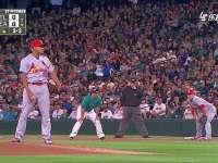 MLB常规赛 圣路易斯红雀vs西雅图水手 全场录播(中文)