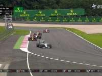 F1奥地利站正赛:霍肯伯格惨被轮