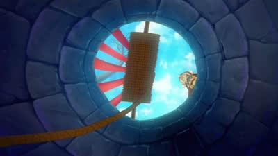 木奇灵2圣天灵种 第16集 与爆雷的较量