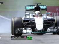 可怜的右前胎!F1德国站FP2:车手纷纷锁死轮胎