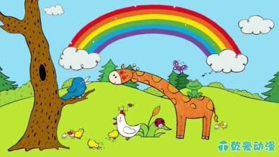 HB Kids英语故事儿歌 12.Color Magic
