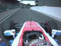 F1比利时站排位赛:维尔莱茵回场圈左前轮松了