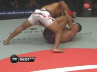 ONE冠军赛46吉隆坡站 塔尼VS谭栈桥