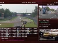 F1意大利站FP3(维修站)全场回顾