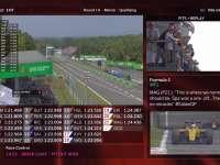 F1意大利站排位赛(维修站)全场回顾