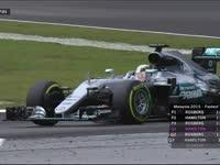 F1马来西亚站FP3(现场声)全场回顾