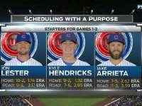MLB季后赛 旧金山巨人vs芝加哥小熊 全场录播(英文)