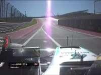 F1美国站FP3全场回放(车载)