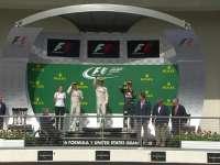 F1美国站正赛全场回顾(现场声)