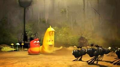爆笑虫子 040 蚂蚁