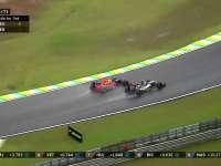 四杀!F1巴西站正赛:维斯塔潘上到第三