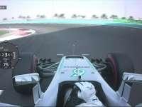 搞事情!F1阿布扎比站FP3 汉密尔顿赛车失去动力!