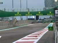 F1阿布扎比站排位赛Q2 车队向莱科宁汇报交通状况