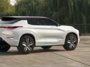 三菱GT-PHEV概念SUV 新设计霸气侧漏