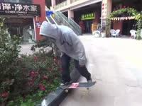 滑板教学道具篇第六集 Frontside Tailslide