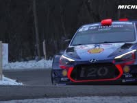 WRC蒙特卡洛站Day1米其林官方集锦 新赛季开战