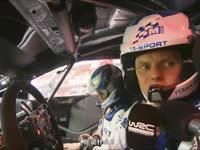 WRC蒙特卡洛SS14-15:塔纳克遇引擎故障