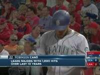 MLB2017赛季常规赛 水手vs天使 英文全场录播