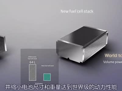 燃料电池汽车工作原理