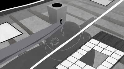 地面潜航艇03