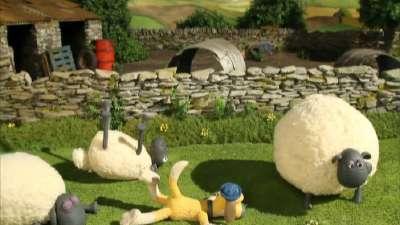 小羊肖恩第二季31