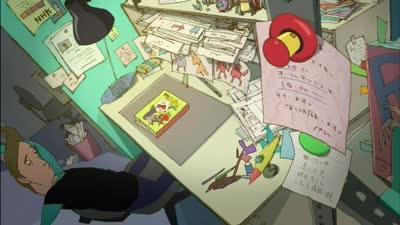 NHK.anikuri15 第1季 宇宙人袭来.广司的故事
