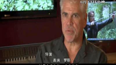 """《饥饿游戏》今日公映  五大""""燃点""""全面引爆"""