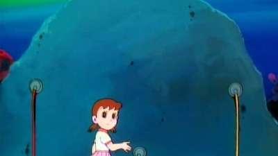 哆啦a梦1983剧场版 大雄的海底鬼岩城 国语