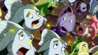 小鲤鱼历险记09