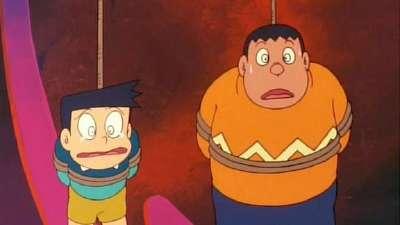哆啦a梦1987剧场版 大雄和龙骑士 国语