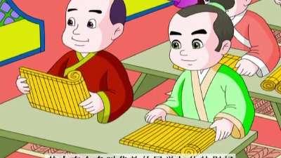 中外名人成长故事06