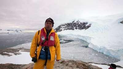 露营在南极 今夜无人入睡