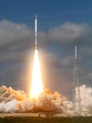 阿里亚纳火箭秘史