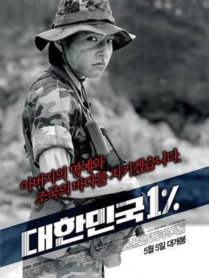 大韩民国1%