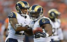 NFL季前赛 圣路易斯公羊VS丹佛野马 20130825