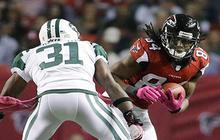 NFL第5周全场录播 纽约喷气机vs亚特兰大猎鹰