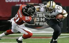 NFL第12周全场录播 新奥尔良圣徒vs亚特兰大猎鹰