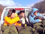 《两天一夜》20131222:寒冰打赤脚冻死七兄弟 赶羊入圈争抢羊肉大餐