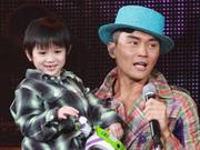 张智霖有望上《爸爸去哪儿2》 出场费2千万