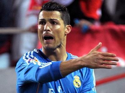 13-14赛季第30轮 塞维利亚VS皇家马德里