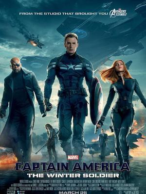 美国队长2特辑