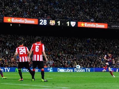 13-14赛季第34轮 巴塞罗那VS毕尔巴鄂竞技