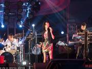 【歌迷拍摄】张曼玉演唱《甜蜜蜜》 - 2014上海草莓音乐节